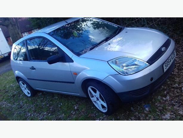 Ford fiesta swaps or sell