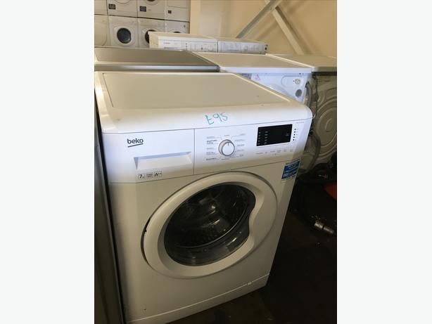 BEKO 7 KG LOAD A RATED WASHING MACHINE WITH GUARANTEE 🇬🇧🇬🇧🌎🌎🇬🇧🇬🇧