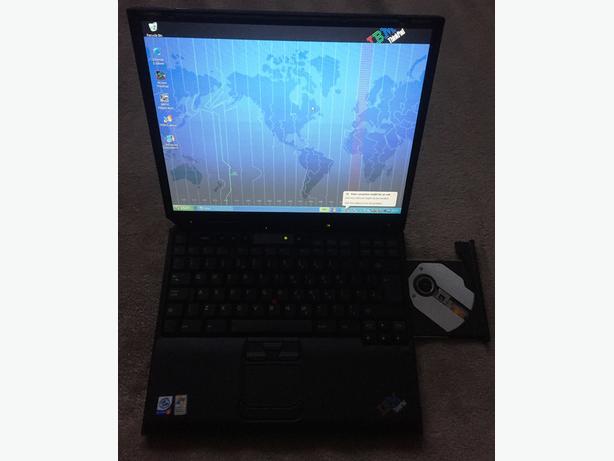 IBM Thinkpad T30