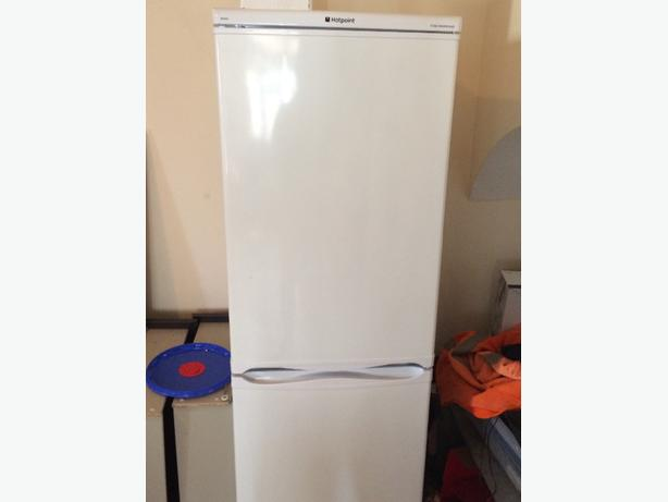 hotpoint fridge frezzer
