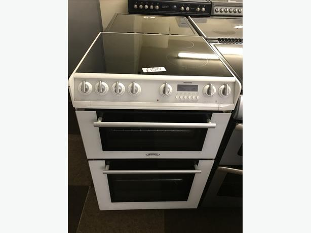 HOTPOINT 60 CM WIDE ELECTRIC COOKER WITH GUARANTEE 🇬🇧🇬🇧🌎🌎