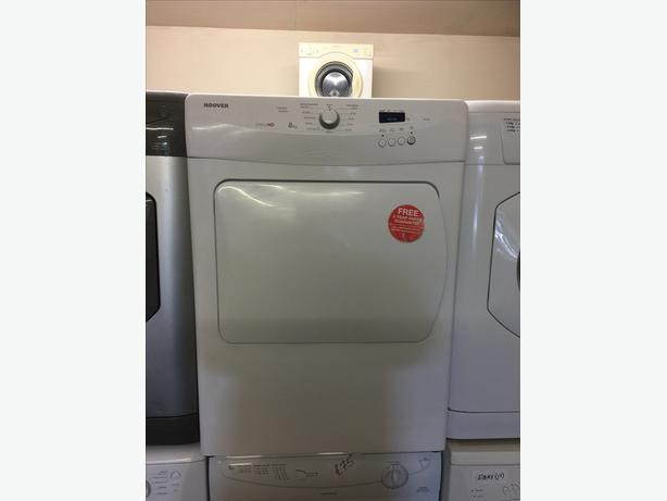 8KG HOOVER VENTED DRYER GOOD CONDITION🌎🌎PLANET APPLIANCE🌎🌎