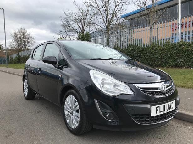 Vauxhall Corsa Facelift 1.2 i 16v SE 5dr