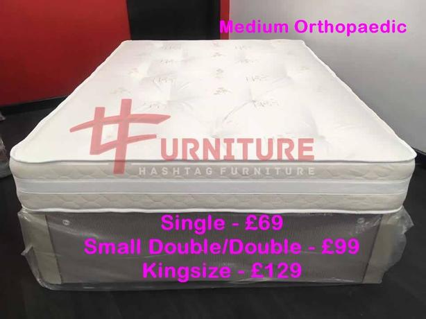 Sale on Medium Orthapedic Mattresses
