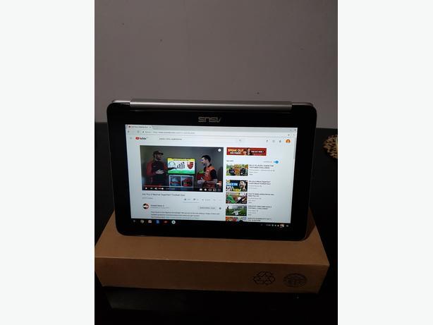 Asus 2in1 Laptop/Tablet Chromebook C100P