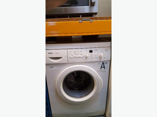 bosch 6kg washer