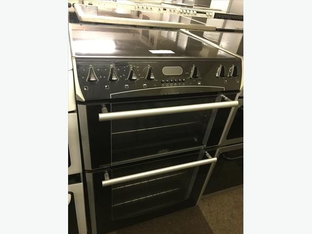 EXCELLENT BLACK BELLING ELECTRIC COOKER 60 CM WIDE 🇬🇧🇬🇧🌎🌎🇬🇧🇬🇧