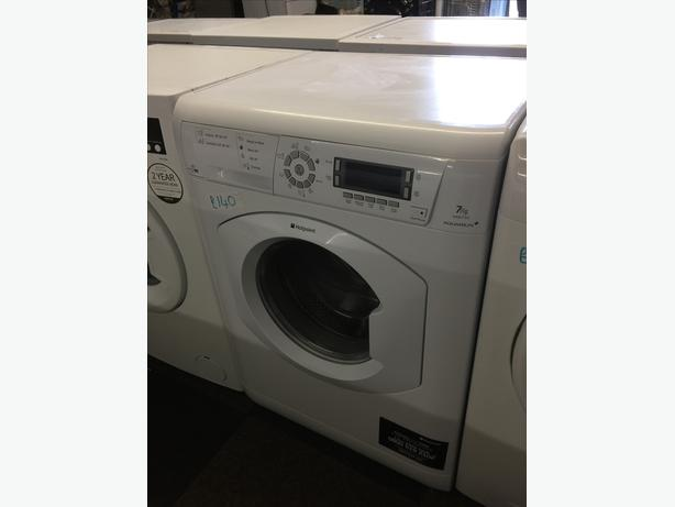 7KG HOTPOINT WASHER DRYER GOOD CONDITION🌎🌎PLANET APPLIANCE🌎🌎