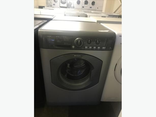 6KG LOAD HOTPOINT WASHING MACHINE WITH GENUINE GUARANTEE 🇬🇧🇬🇧