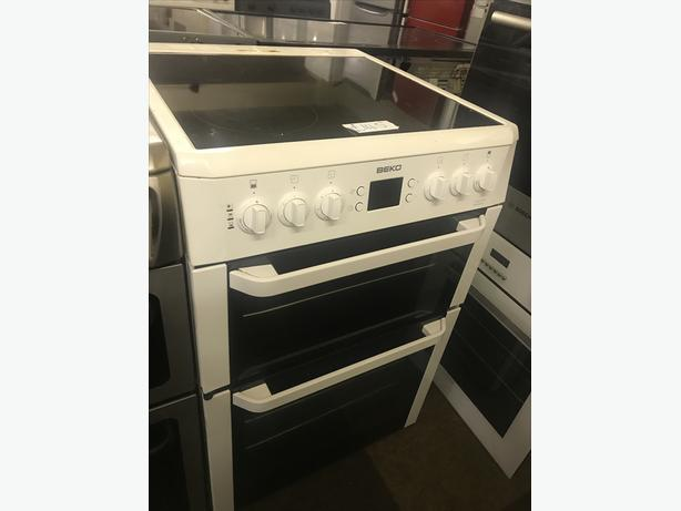BEKO 60 CM WIDE ELECTRIC COOKER WITH GUARANTEE 🇬🇧🇬🇧🌎🌎