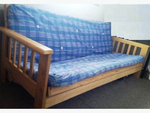 Futon Sofa Bed - Excellent condition - Like NEW!