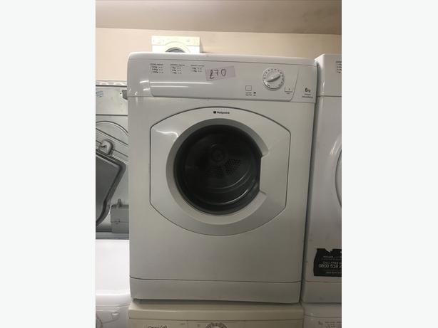 6 KG LOAD HOTPOINT VENTED DRYER WITH GENUINE GUARANTEE 🇬🇧🇬🇧🌎🌎