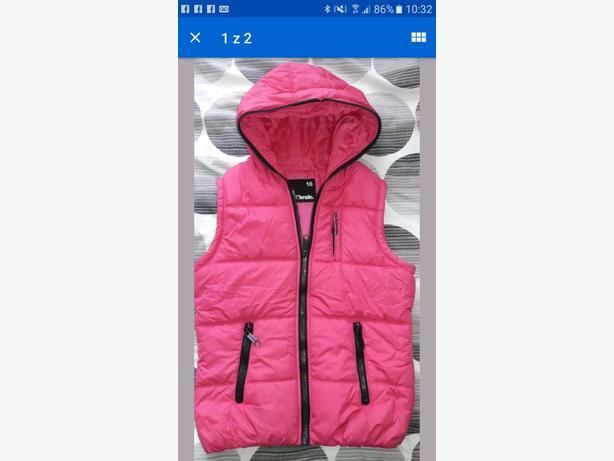 McKenzie body warmer