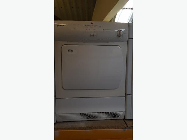hoover 7kg condenser dryer