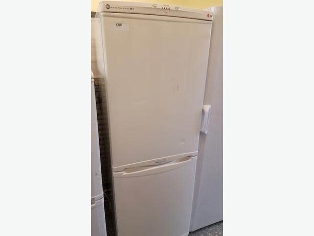 LG no frost fridge freezer