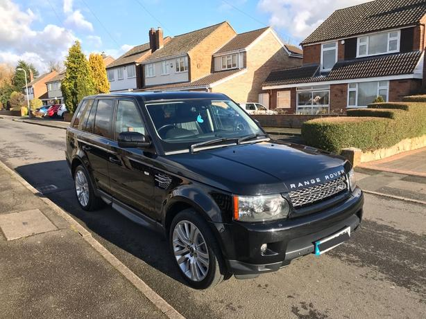 2012 Range Rover Sport For Sale