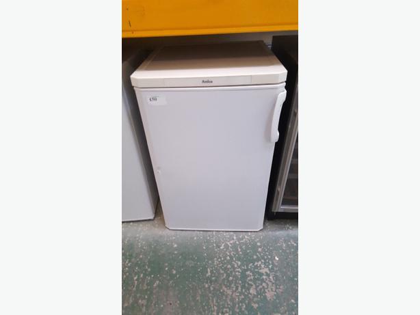 amica undercounter fridge