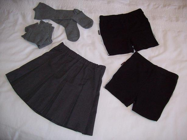 age 3-4 girl's school clothes