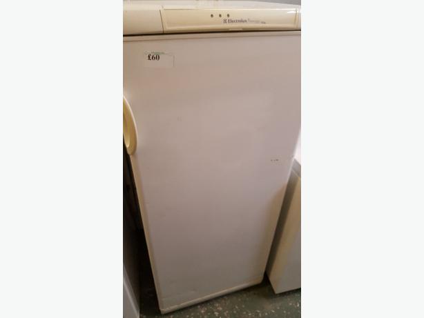 electrolux larder freezer