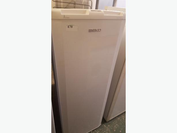 beko A class frost free larder freezer