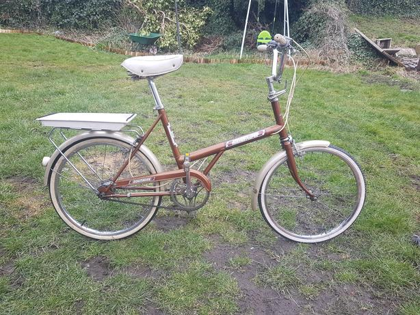 Raleigh 20 shopper vintage retro