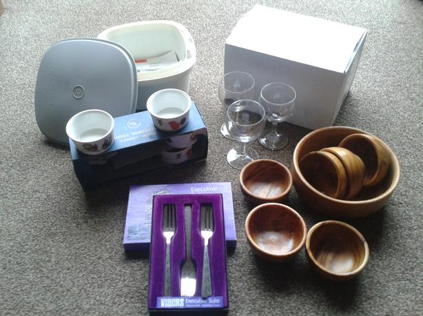 Kitchenware Collection.