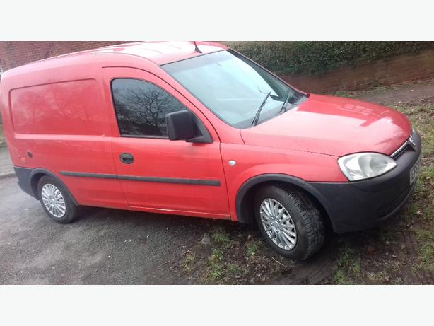 53 plate Vauxhall combi van spares or repair  swaps or sell