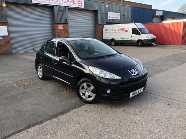 (BARGAIN) PRICE 2010 (10) Peugeot 207 1.4 hdi 5 Door Only £30 A Year Tax
