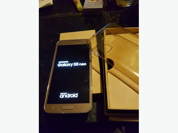 samsung s5 neo octa core 32gb gold