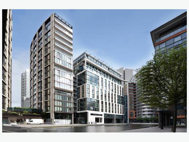 3br-A stunning 3br apartment with Canal Views with parking & porter (Paddington)
