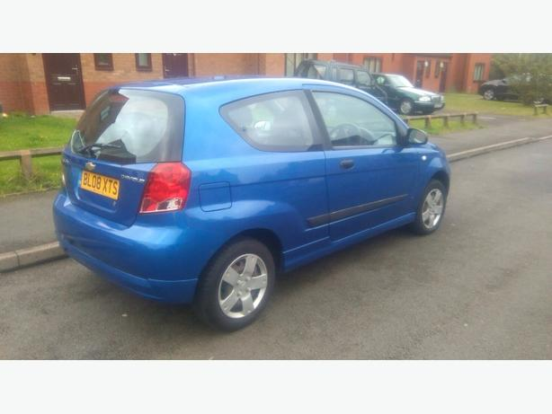 chevrolet kalos 2008 1.1 1 owner from new