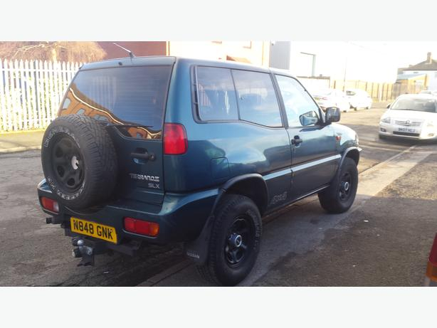 1996 Nissan Terrano 2 Ideal EXPORT OFF-ROADER Or Family 4x4