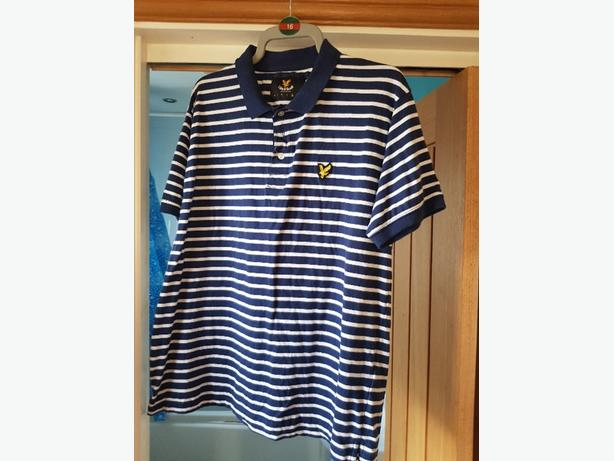 Lyle and Scott tshirt