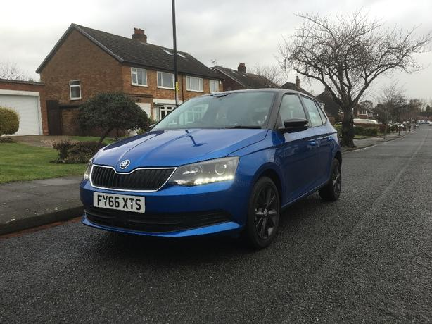 2016 (66) SKODA FABIA COLOUR EDITION TSI 5DR 1.2 PETROL **GREAT LOOKING CAR**
