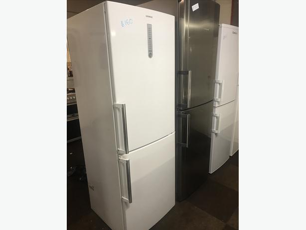 GREAT SIEMENS HALF N HALF FRIDGE FREEZER WITH GENUINE GUARANTEE 🇬🇧🇬🇧🇬🇧