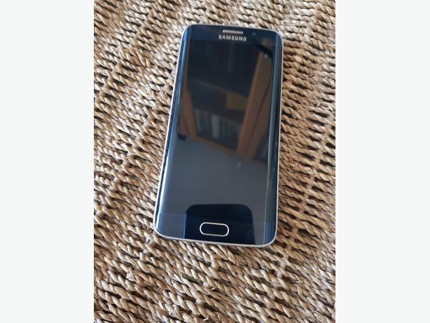 Samsung Galaxy S6 edge )
