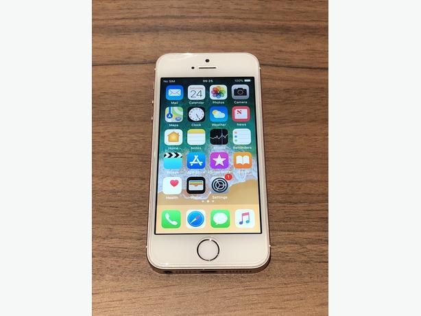 iPhone se 16gb ee network..