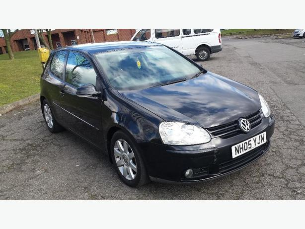 GOLF GT TDI  150 BHP 2005 LONG MOT