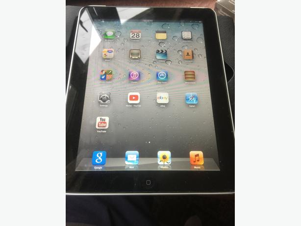 ipad 1 64gb wifi/cellular