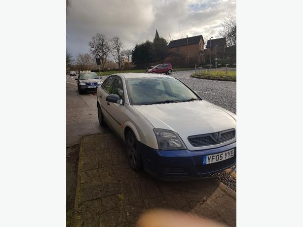 Vauxhall vectra cdti120 swapz