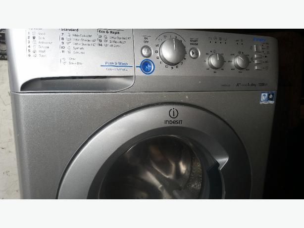 IDESIT silver washer