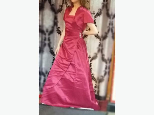 Prom/Bridesmaids dress and bolero
