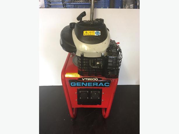 Generac VT2600 Generator