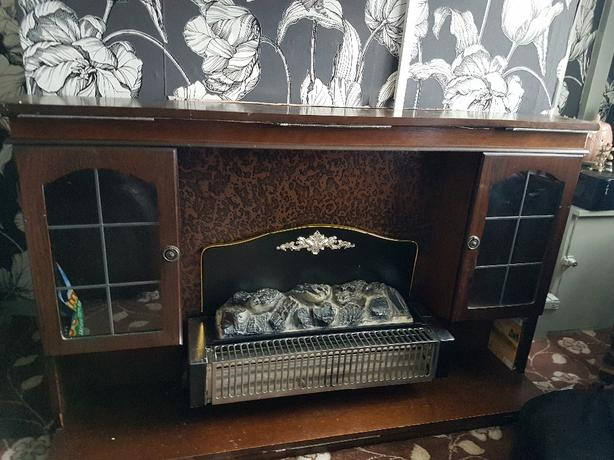 coal effect fire surround