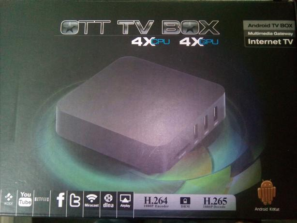OT T TV Box