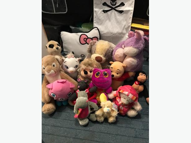15 Cuddly Toy Bundle
