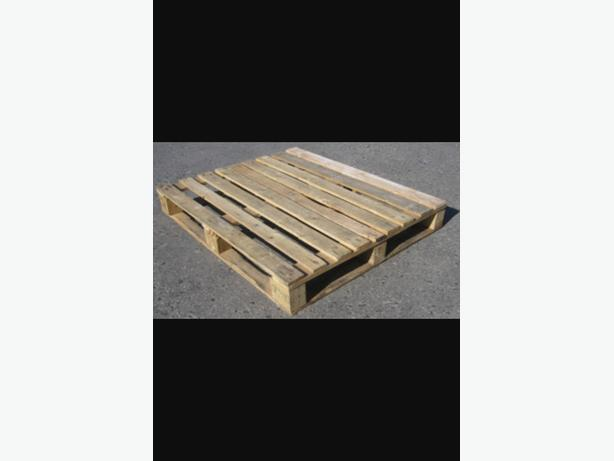 Pallets £4 each free local delivery