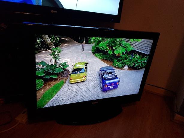 sanyo 32 inch lcd tv