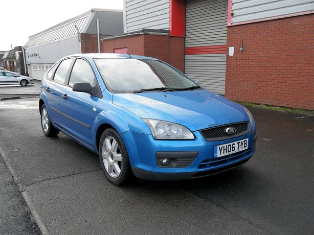 2006 FORD FOCUS SPORT TDCI, 1.8 DIESEL,FSH SUPERB CONDITION, 12 MONTHS MOT