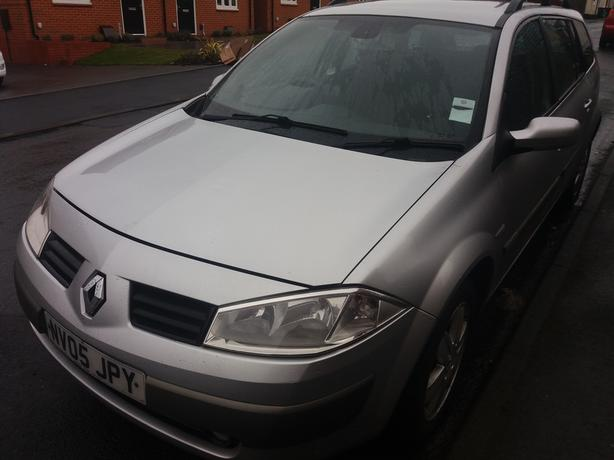 Renault Megane 1.9dCi GRAND TOUR ESTATE